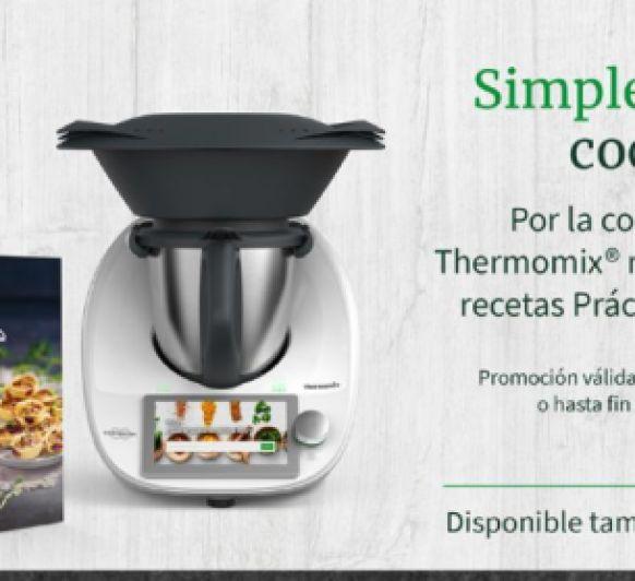 Edición Practico y Creativo Thermomix® TM6